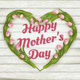 March 8 Women s Day greeting card. EPS 10 Stock Photo