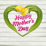 March 8 Women s Day greeting card. EPS 10 Stock Photography