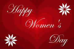 8 March - Women`s Day Stock Photo