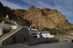 Marchal,格拉纳达,西班牙 免版税库存照片