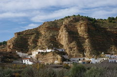 Marchal,格拉纳达,西班牙 免版税图库摄影