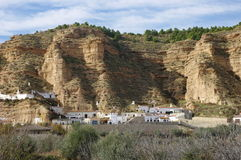 Marchal, Granada, Spain Royalty Free Stock Photography