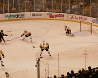 Marchand of Bruins action shot stock photo