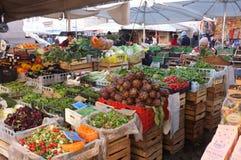 Marchand de légumes Image libre de droits
