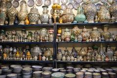 Marchandises en céramique Images stock