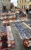 Marchandises en céramique Photo stock