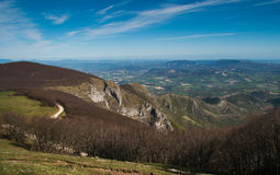 Marche apennines, Italy Royalty Free Stock Images