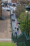 Marche autour d'Edimbourg Photos libres de droits