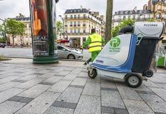 Marche autour de Paris images libres de droits