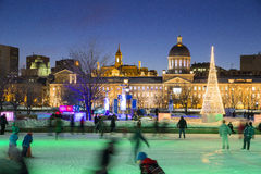 Marche Bonsecours Market Royalty Free Stock Photography