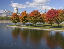 Marche Bonsecours, Montreal Royalty Free Stock Images