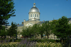 Marche Bonsecours Royalty Free Stock Photos