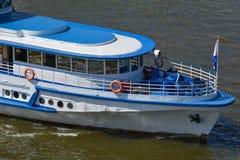 marche de bateau Image libre de droits
