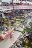 Marche de Pape'ete (mercado) de Pape'ete, Pape'ete, Tahití, Polinesia francesa Fotografía de archivo libre de regalías