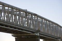 Marche de pont Photos stock
