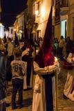 Marchena SEVILLE, SPANIEN - April 12, 2017: Arkivfoton