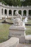 Marchenbrunnen bajki fontanna, Berlin Zdjęcia Stock