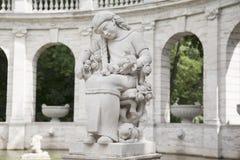 Marchenbrunnen Fairy Tale Fountain, Berlin Royalty Free Stock Photo