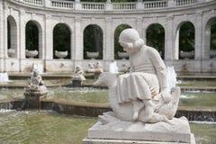Marchenbrunnen Fairy Tale Fountain, Berlin Royalty Free Stock Image