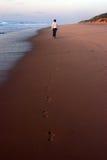 Marchepieds en sable photos stock