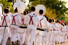 Free Marching Band Royalty Free Stock Photo - 2447225