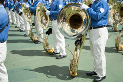 Marching Band Royalty Free Stock Photos