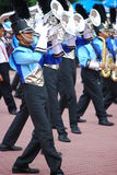 Marching Band. SUPER GT SERIES 2008 � MALAYSIA on 22nd June 2008 stock photography