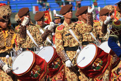 Marching band Royalty Free Stock Images