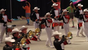 Marching Band. At the Calgary Stampede