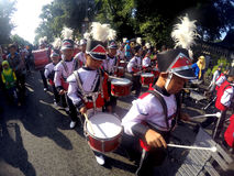 Marching band Stock Images