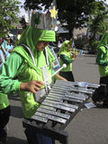 Marching band Stock Photography