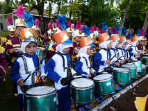 Marching band Royalty Free Stock Image
