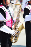Marching Band, Royalty Free Stock Photos