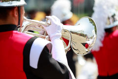 Marching Band, Royalty Free Stock Photo