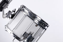 Marching Field Drum Isolated On White Royalty Free Stock Image