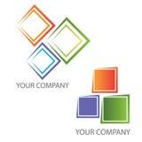 Marchio di affari dell'azienda Immagini Stock