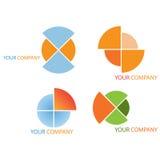 Marchio di affari dell'azienda Illustrazione Vettoriale