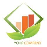 Marchio di affari dell'azienda Immagine Stock