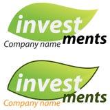 Marchio di affari dell'azienda - investimento Fotografia Stock