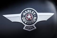 Marchio di Harley Davidson Immagini Stock