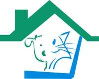 Marchio domestico dell'animale domestico Fotografia Stock Libera da Diritti