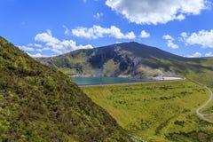 Marchlyn Mawr-Reservoir lizenzfreie stockbilder