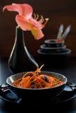 marchwiana sałatka Obrazy Royalty Free