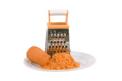 marchwiany grater Obrazy Royalty Free