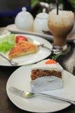 Marchwiany tort Zdjęcie Stock