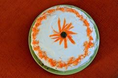 Marchwiany tort Obraz Stock