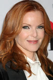 Marcia Cross Stockfoto