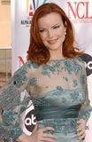 Marcia Cross Photo libre de droits
