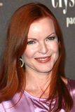 Marcia Cross, Pink Royalty Free Stock Photos