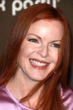 Marcia Cross,Pink Royalty Free Stock Images